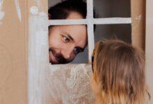 متى يسقط حق الأب في الرؤيا