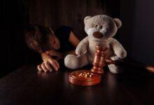 نسبة نفقة الاولاد من مرتب الزوج